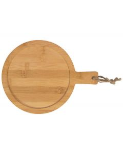 Gusta multi serveer paddle bamboe 20cm