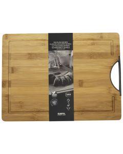 Snijplank bamboe 38,5x28,5x1,8cm