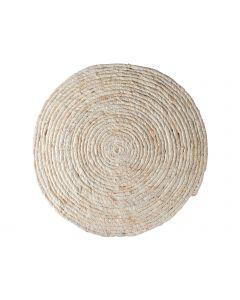 Placemat maisblad ø38,5cm