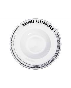 Pasta Bord ø27cm Ravioli