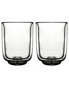 Gusta FIKA glas dubbelwandig 325 ml - 2 stuks