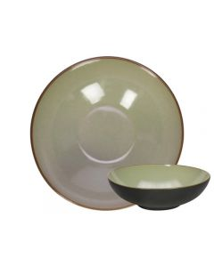 Gusta Table Tales schaal groen Ø19,4x5,5cm
