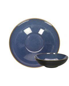 Gusta Table Tales schaal indigo Ø19,4x5,5cm