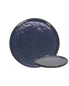 Gusta Table Tales bord indigo Ø20,5cm