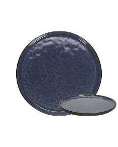 Gusta Table Tales bord indigo Ø26,5cm