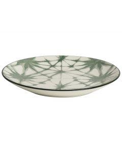 Bord Atomium ø16,5cm TT Evergreen