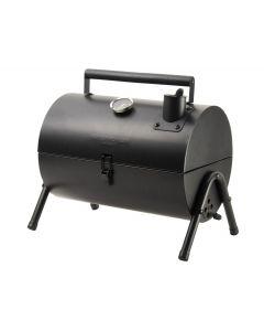 BBQ compacte grill smoker - roker zwart