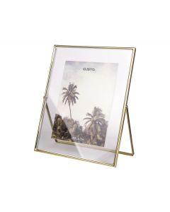Fotolijst 20x25x1cm goud